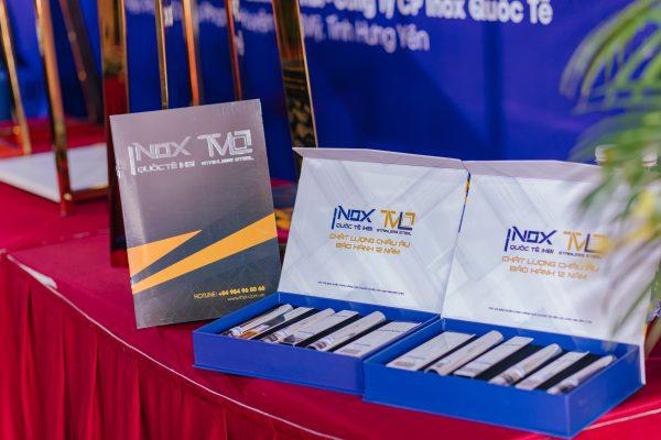 Giái mã sức hút của gian hàng Inox Quốc Tế iHBI tại triển lãm Vietbuild