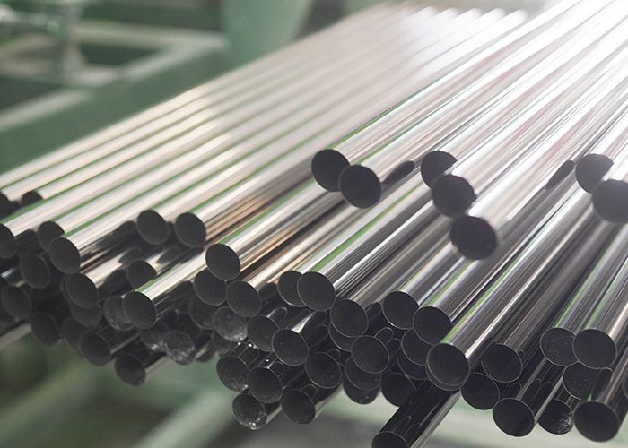 Distinguishing good quality stainless steel and plated stainless steel
