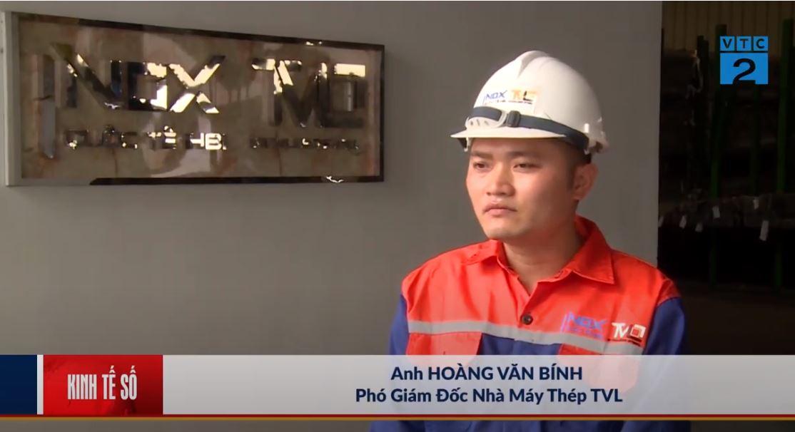 Inox Quốc Tế iHBI vinh dự lên sóng truyền hình VTC2