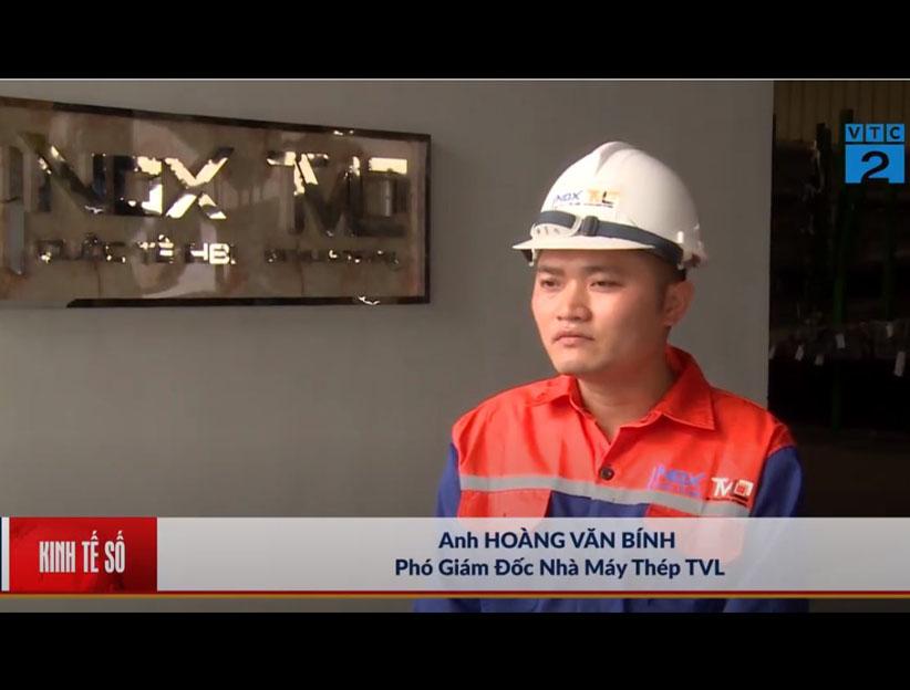 Thương hiệu Inox Quốc Tế iHBI vinh dự lên sóng truyền hình VTC2
