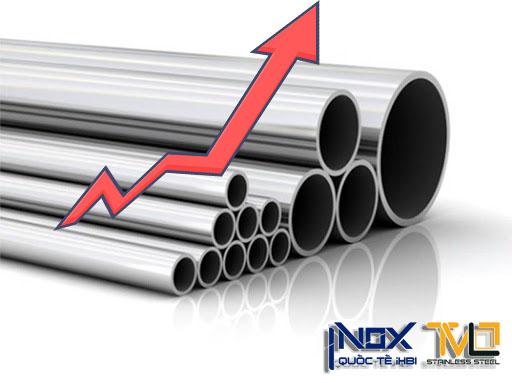Giá Thép, Inox tăng chóng mặt